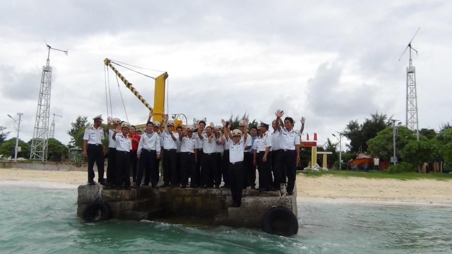 Tạm biệt đảo Sinh Tồn