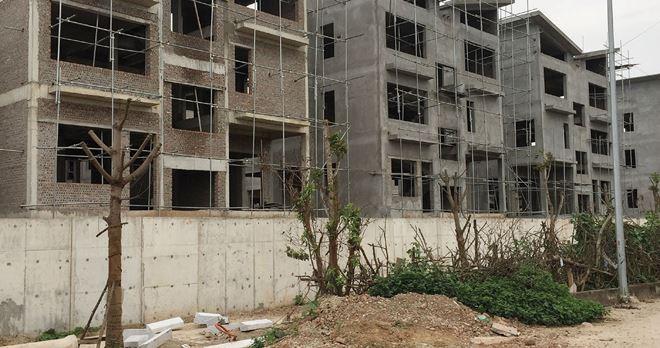 26 căn biệt thự của Khai Sơn Hill không những không bị phá dỡ mà còn được Sở Xây dựng Hà Nội ban hành giấy phép xây dựng.