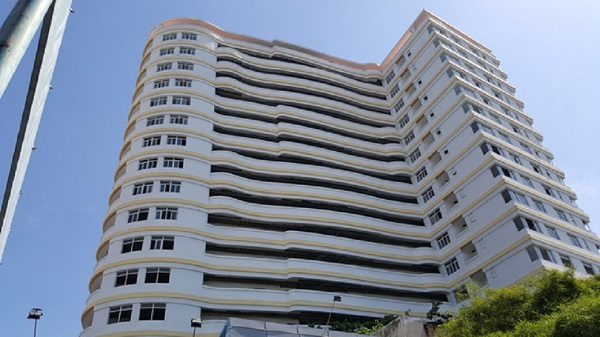 Dự án Long Phụng Residence tại quận Bình Tân, TP.HCM