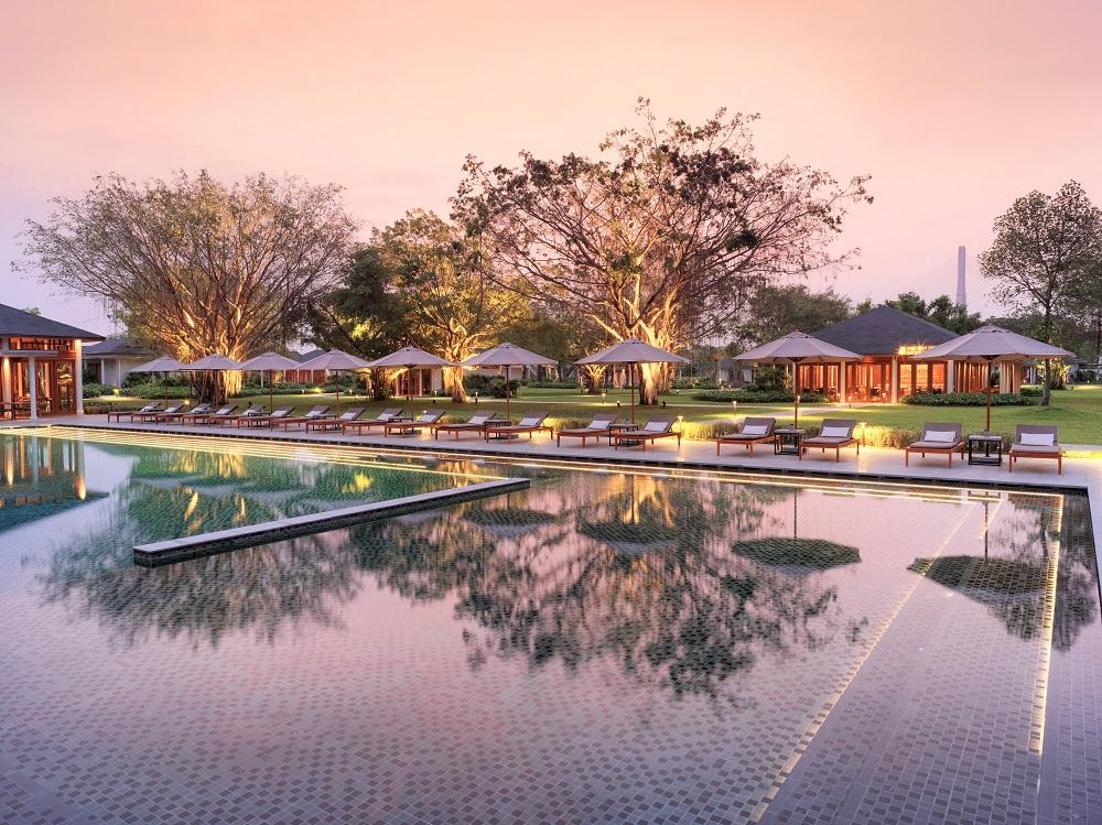 Azerai Cần Thơ Resort.