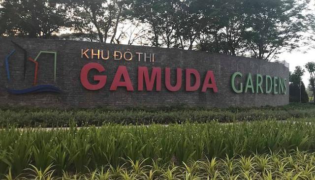 Cư dân Gamuda bức xúc chủ đầu tư tự ý