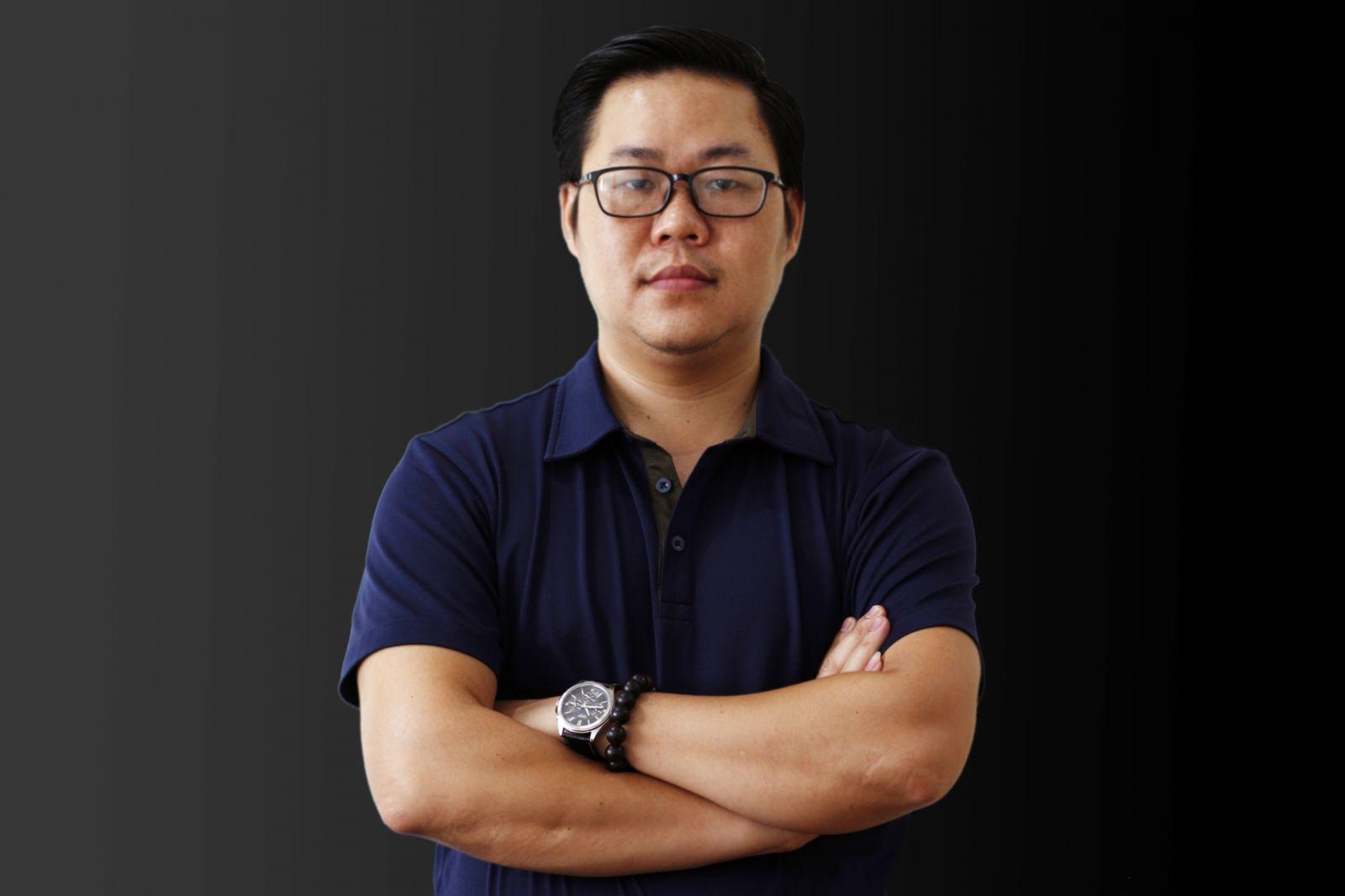 Ông Vũ Hoàng Giang, CEO Công ty TNHH Nội thất Zip