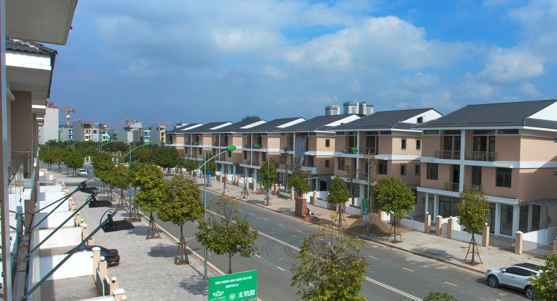 An Phú Shop Villa mang đến không gian sống Xanh song vẫn đảm bảo tối ưu hóa giá trị thương mại