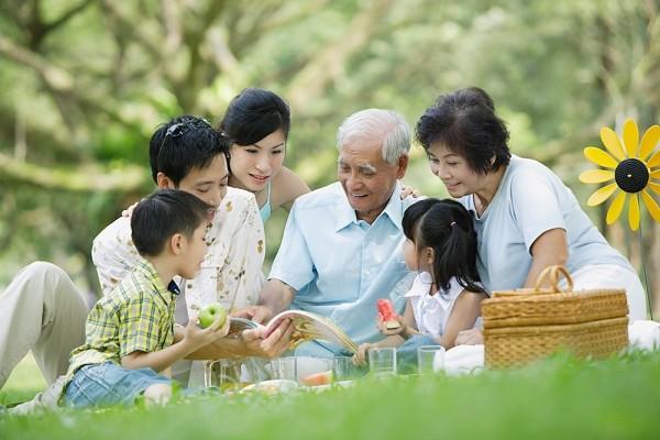 Cai quản tổ chức tốt cuộc sống gia đình chính là cấp độ quản trị đầu tiên. (ảnh minh họa)