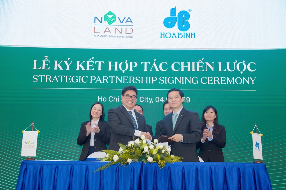 Tập đoàn Hòa Bình sẽ trở thành Nhà thầu xây dựng cho dự án NovaBeach Cam Ranh Resort & Villas (Cam Ranh, Khánh Hòa)