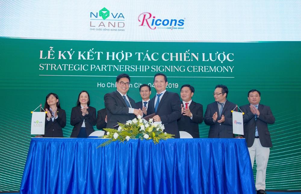 Ricons sẽ là Nhà thầu xây dựng cho dự án NovaHills Mũi Né Resort & Villas (Phan Thiết, Bình Thuận) – dự án biệt thự đồi hướng biển ấn tượng
