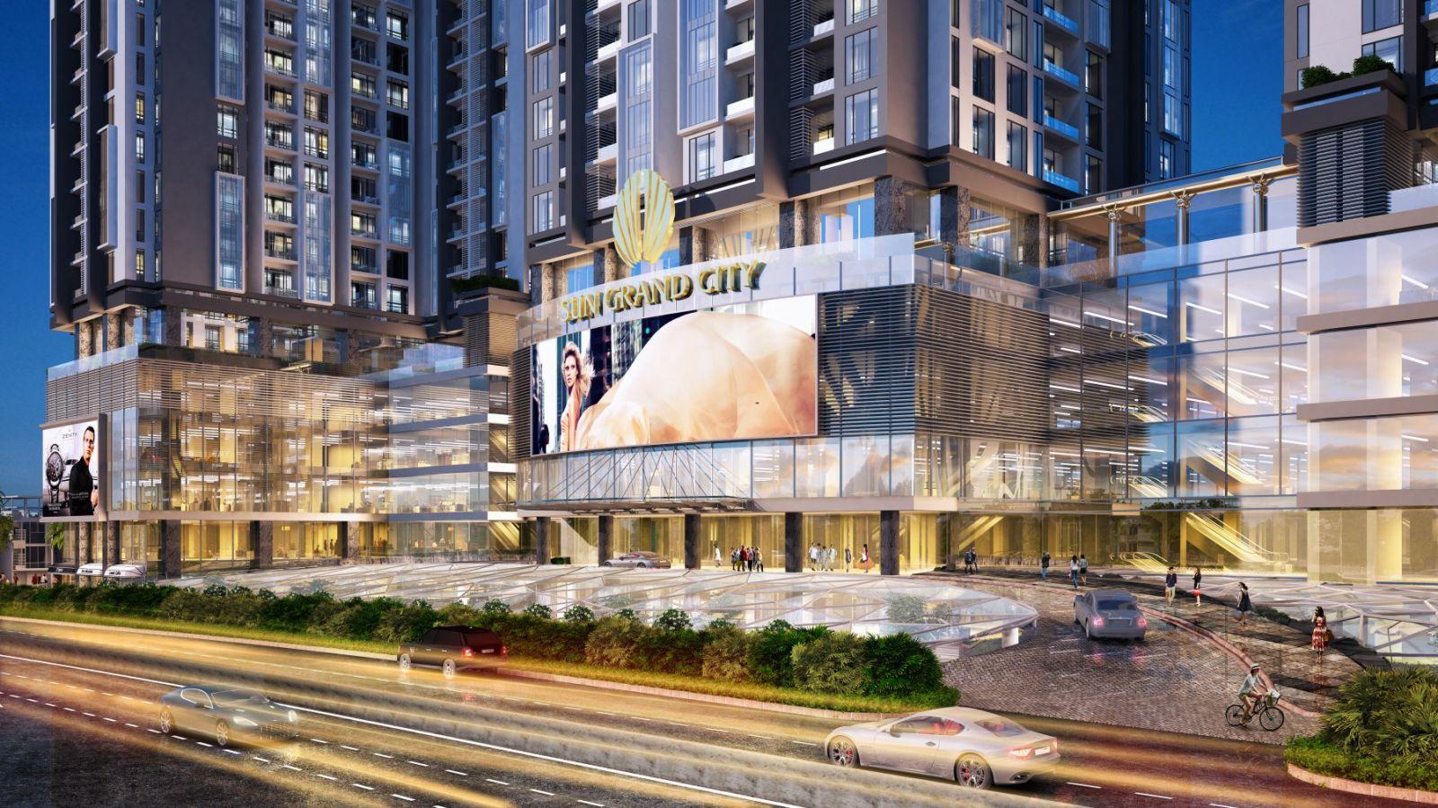 TTTM Sun Plaza Ancora chính thức khai trương ngày 11/1/2019 (Ảnh minh họa)