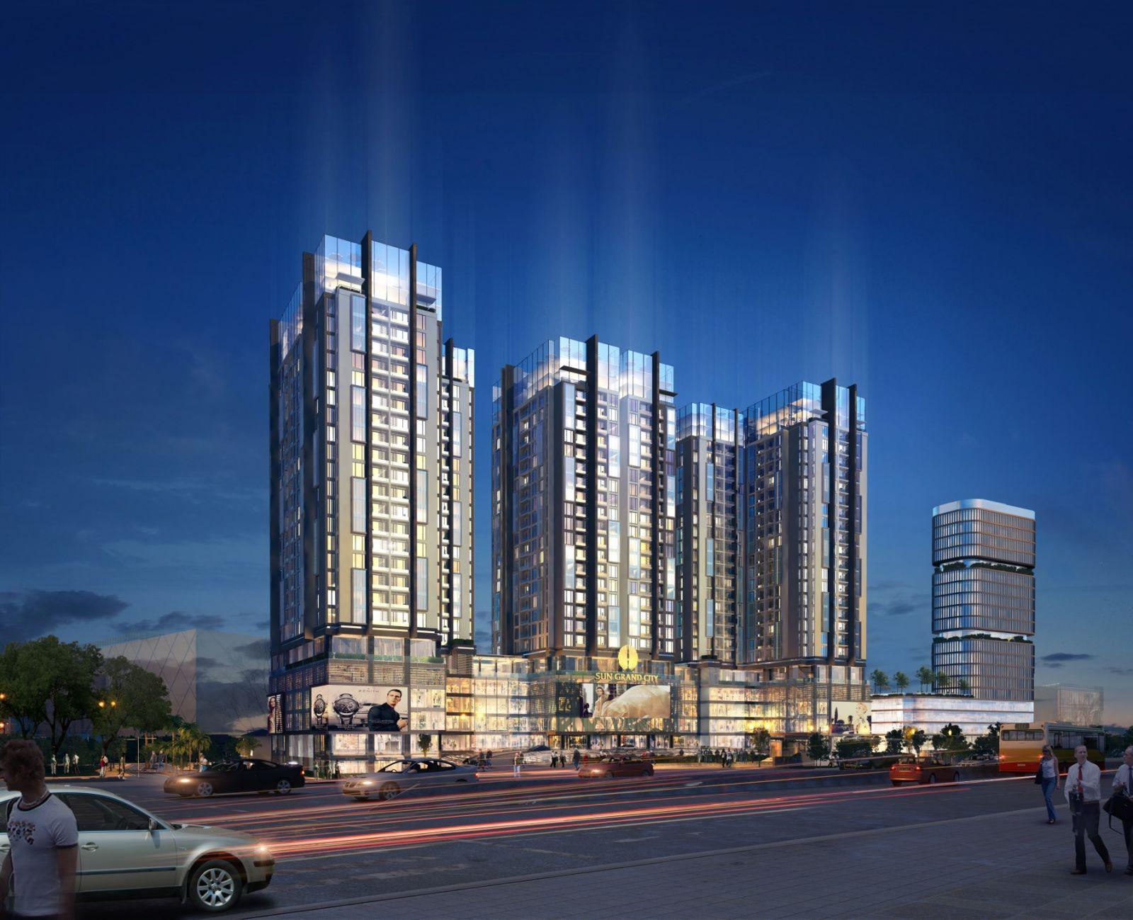 TTTM Sun Plaza Ancora sẽ là điểm đến mua sắm, giải trí đẳng cấp mới ở trung tâm Hà Nội (Ảnh minh họa)