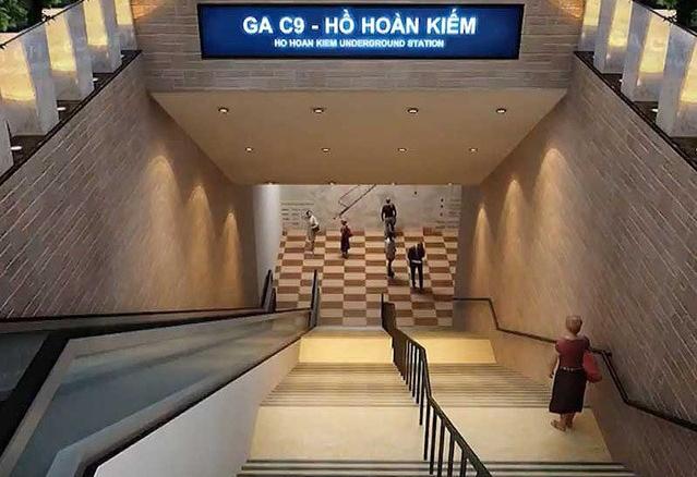 """Dự án tuyến đường sắt đô thị số 2 Hà Nội """"dậm chân tại chỗ"""": Kỳ 1: Vì sao ga C9 chưa được phê duyệt quy hoạch tổng mặt bằng?"""