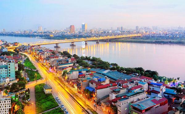 Tình trạng đô thị dọc sông quy hoạch tự phát hiện nay
