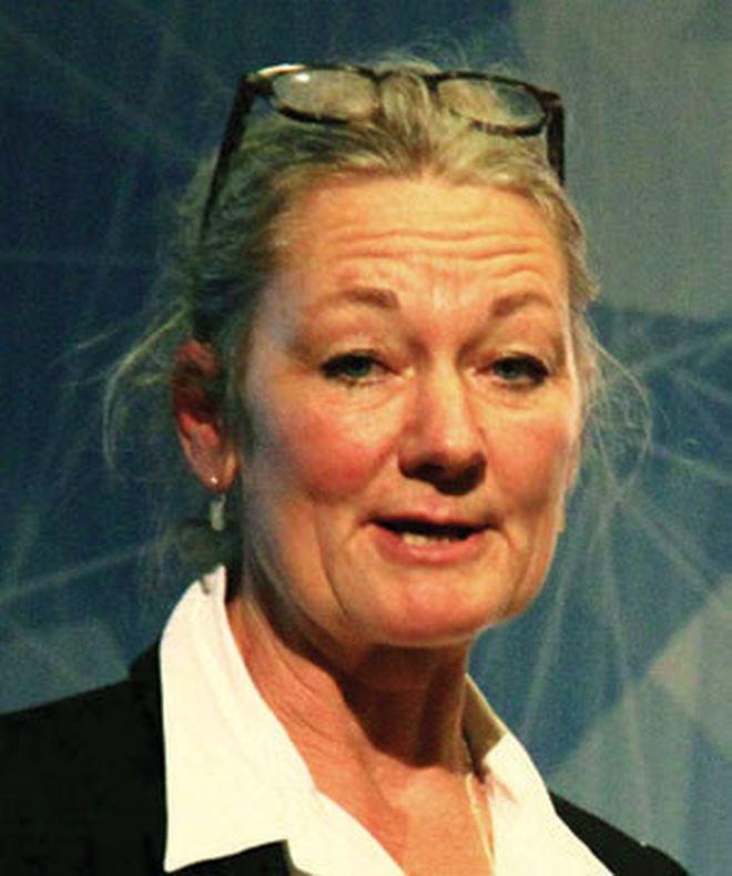 Bà Tina Saaby, Kiến trúc sư trưởng TP. Copenhagen, Đan Mạch