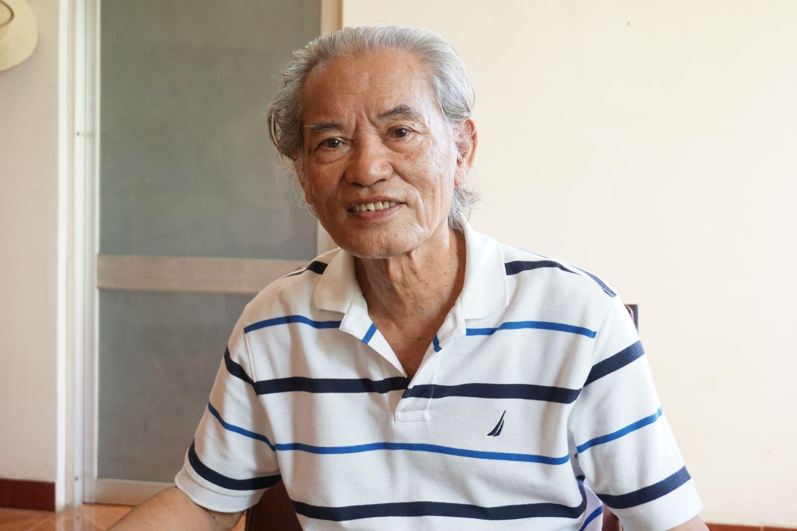 Ông Hồ Duy Diệm – Kiến trúc sư, nguyên Trưởng ban quy hoạch TP. Đà Nẵng
