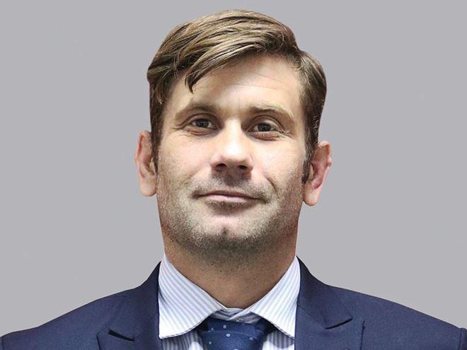 Ben Gray, Giám đốc bộ phận Đầu tư các thị trường vốn (Cushman & Wakefield Việt Nam).