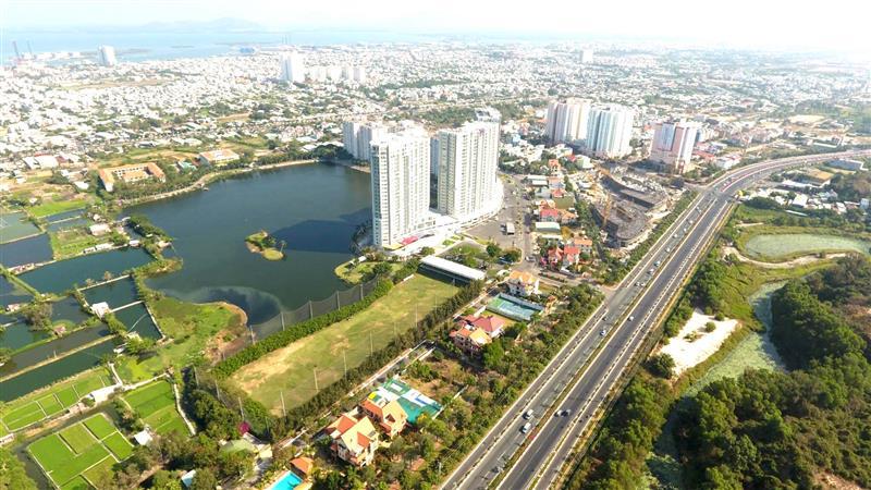 Cú hích hạ tầng đã giúp bất động sản Nam Hải Phòng không ngừng tăng nhiệt.
