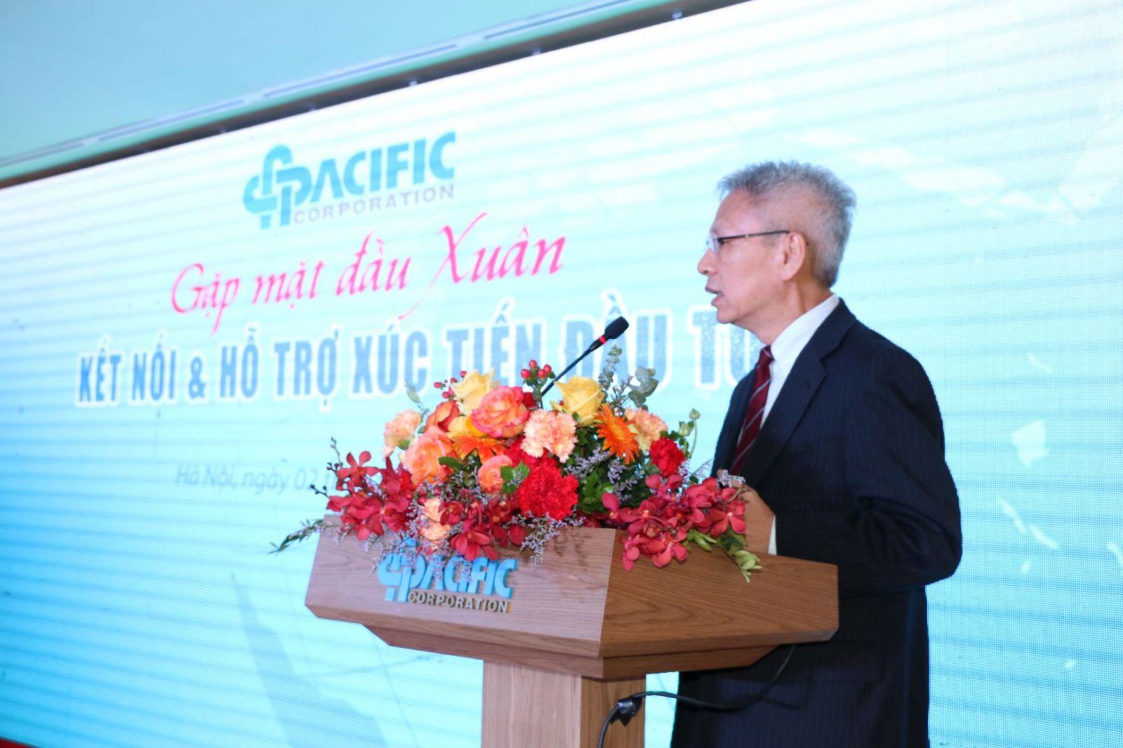 Ông Nguyễn Sĩ Dũng, Cố vấn Chương trình Kết nối và hỗ trợ xúc tiến đầu tư đánh giá cao về sự khác biệt, độc đáo của Chương trình này trong việc mở ra một hướng tiếp cận mới thu hút FDI tại Việt Nam