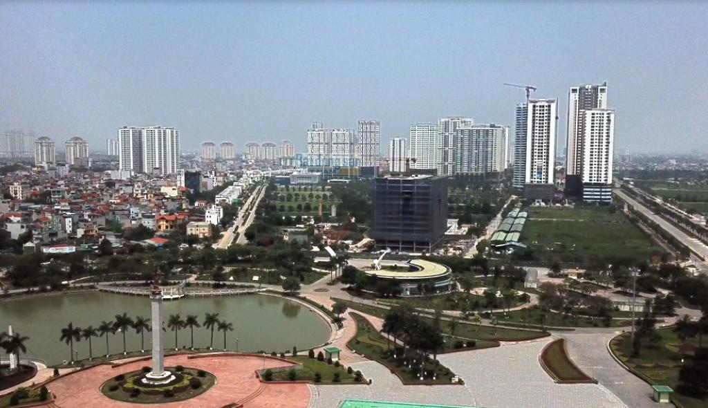 Dự án gồm 23 tòa căn hộ thấp và cao tầng phân bố hài hòa từ N01 đến N04 với các phân khúc và nhiều loại diện tích đa dạng.