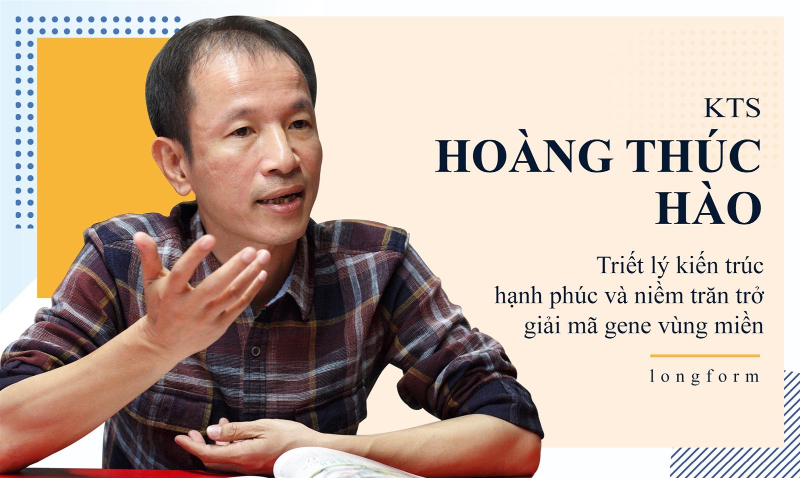 KTS Hoàng Thúc Hào: Niềm trăn trở giải mã gene vùng miền
