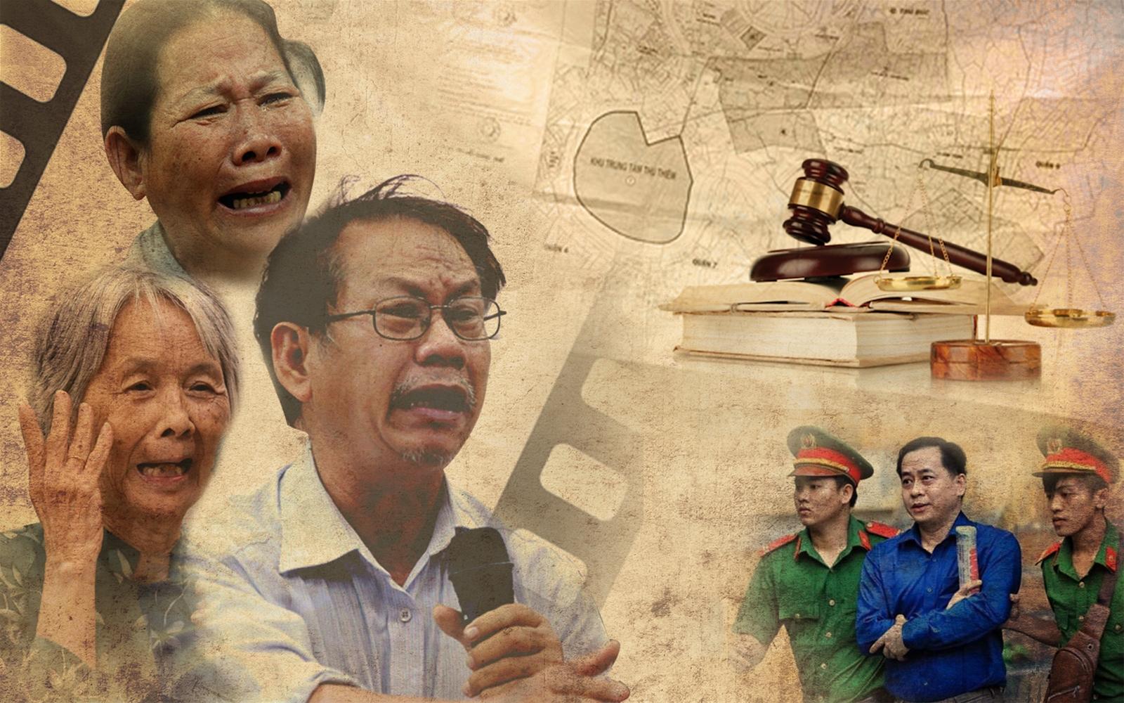 Luật Đất đai: Bản án pháp lý và những mảnh đời khốn cùng