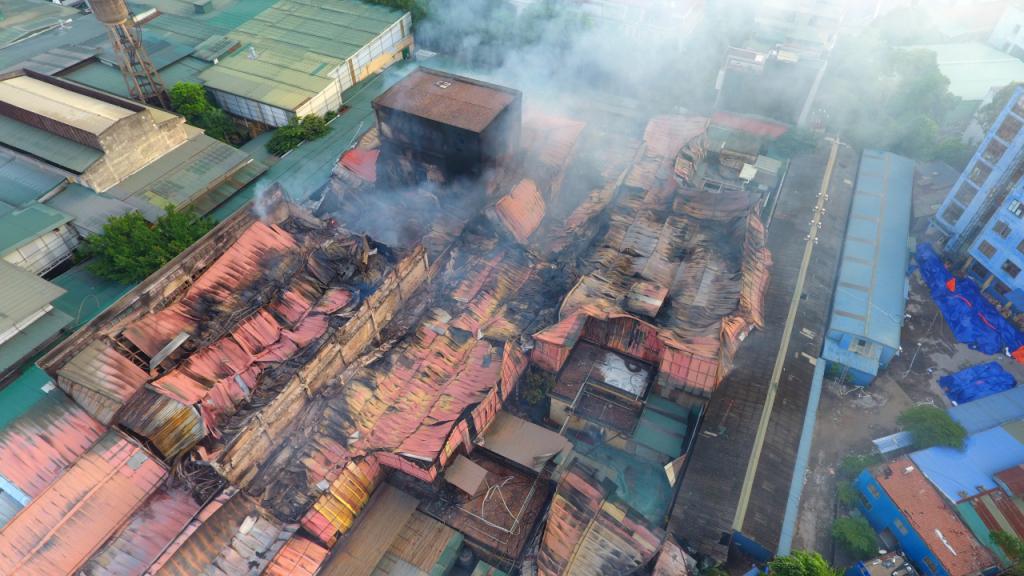 """Hậu di dời các nhà máy khỏi nội đô Hà Nội: Những cái """"chết"""" được báo trước"""