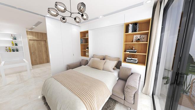 Dự án The Zei đón đầu xu hướng Living - Suite với căn hộ Flex