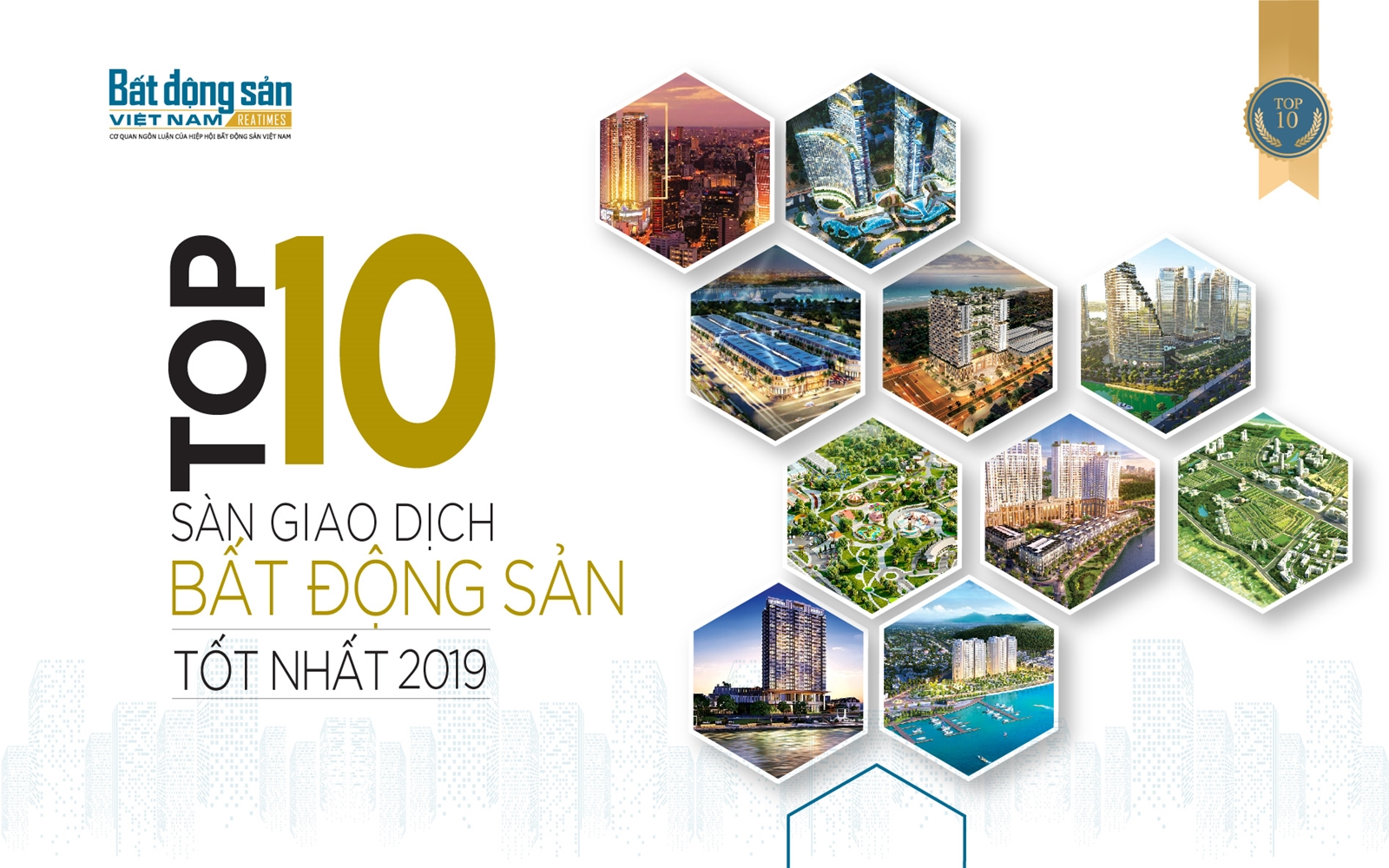 Top 10 sàn giao dịch bất động sản tốt nhất 2019