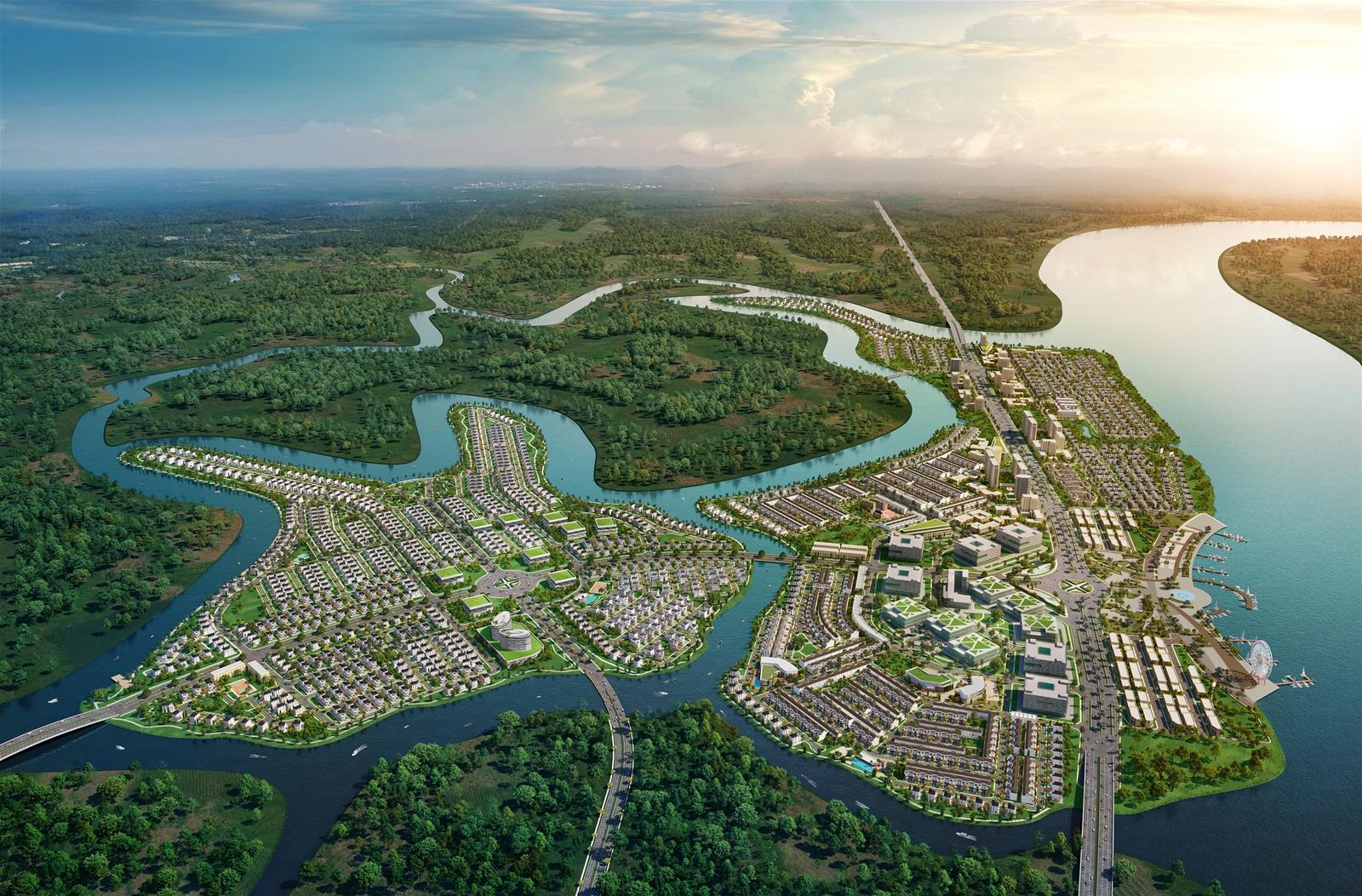 Thị trường bất động sản: Tâm điểm đầu tư cuối năm 2019 đang đổ về Đồng Nai