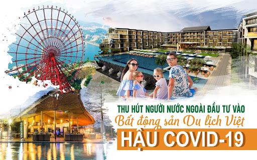 Bộ Xây dựng đề xuất cho phép người nước ngoài được mua BĐS du lịch ở Việt Nam