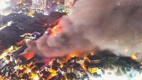 Từ một vụ cháy