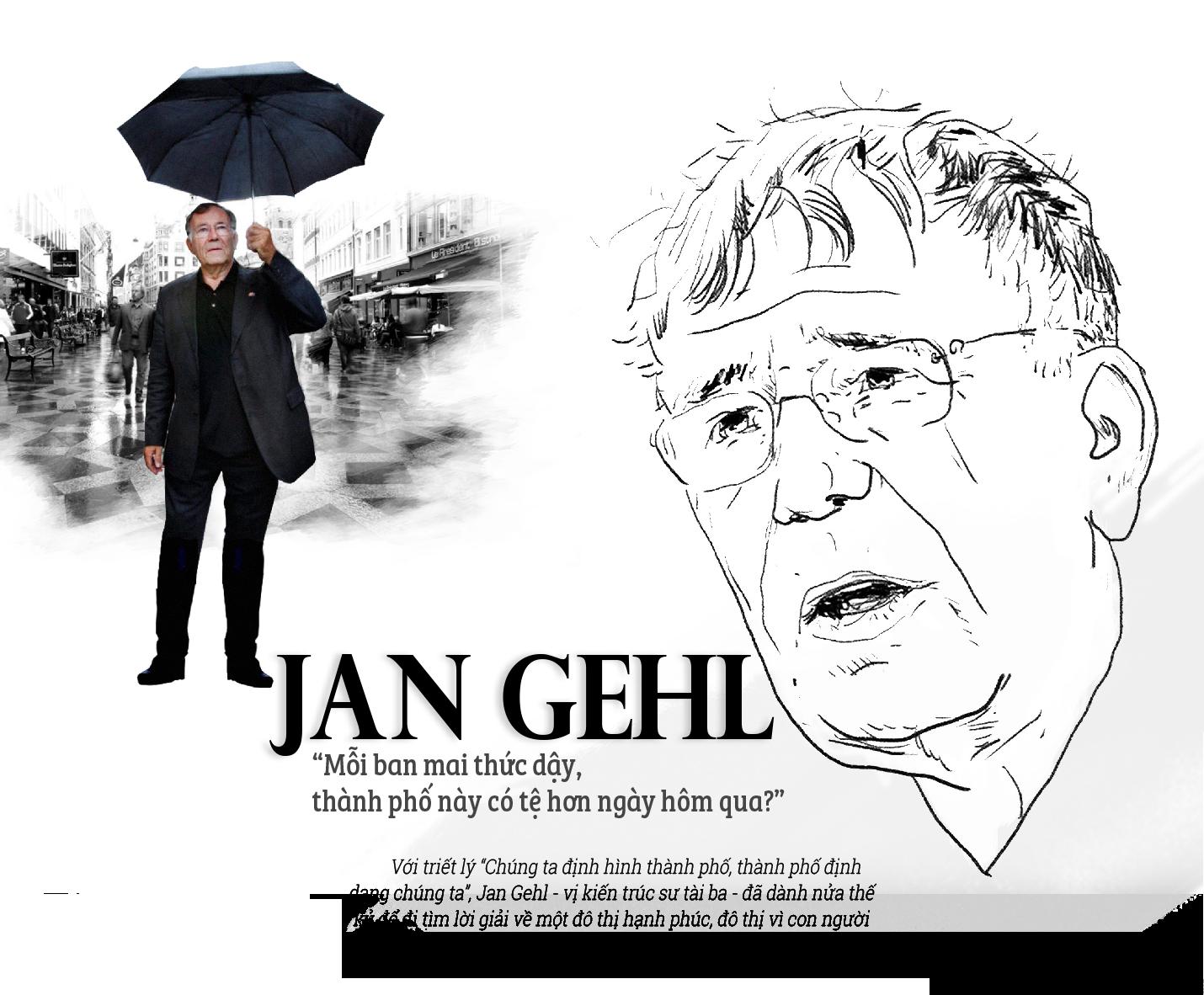 Jan Gehl: