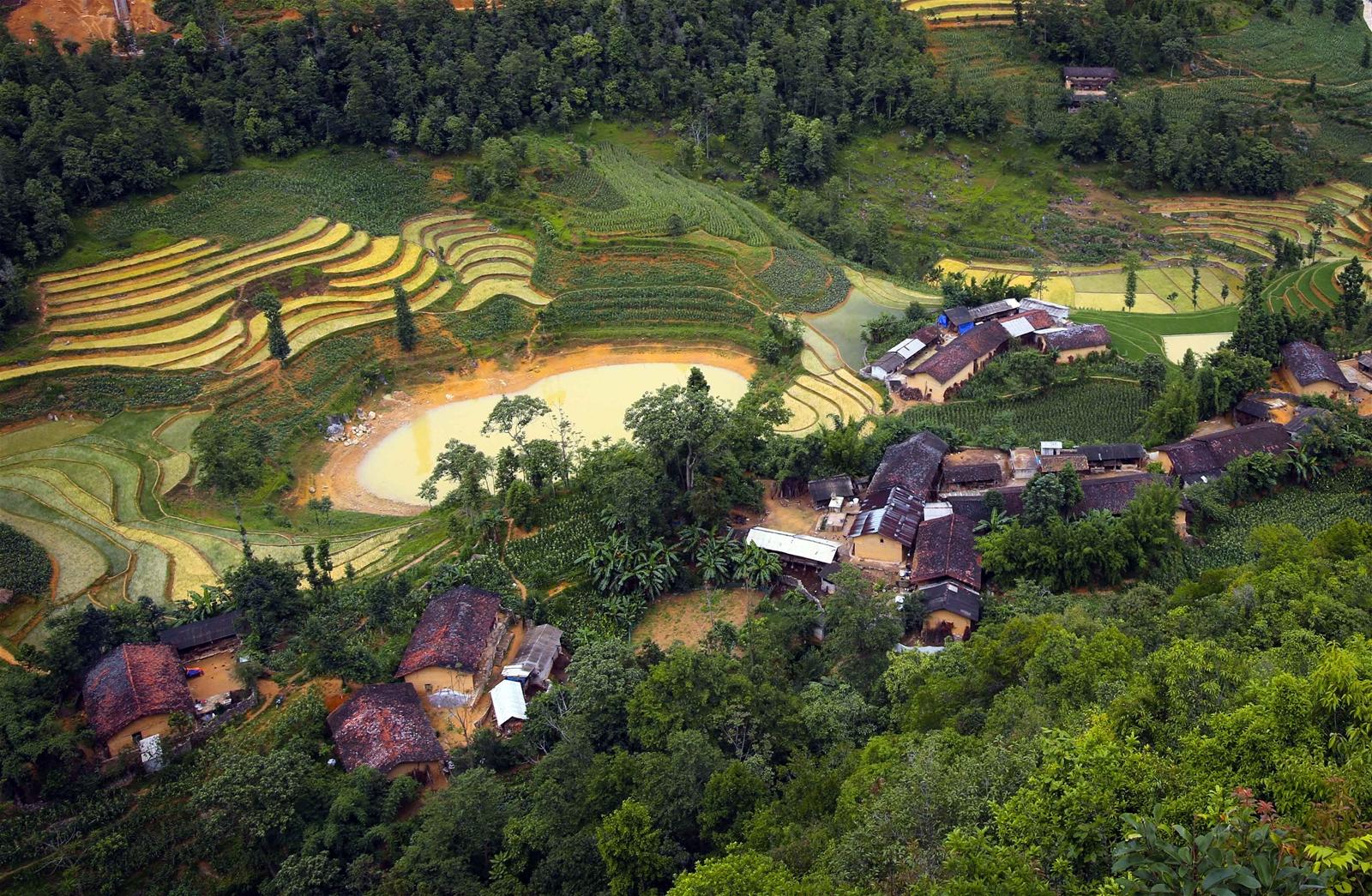 """Kỳ 5: Lô Lô Chải - ngôi làng nơi """"chóp nón"""" Tổ quốc"""