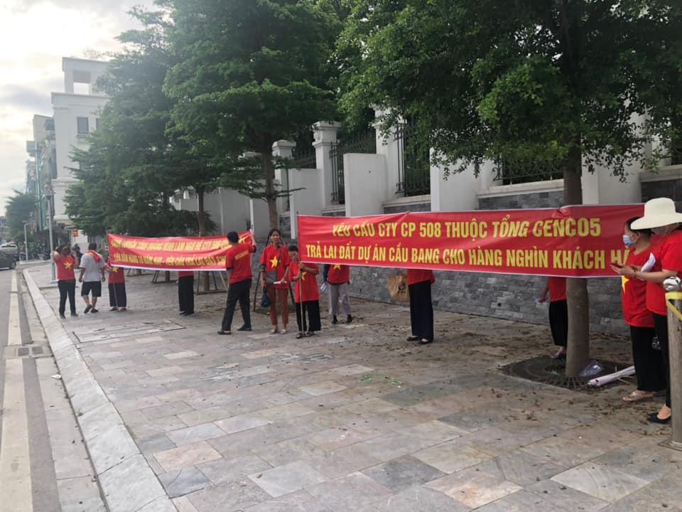 Quảng Ninh: Giao Công an kiểm tra việc huy động vốn của Công ty 508