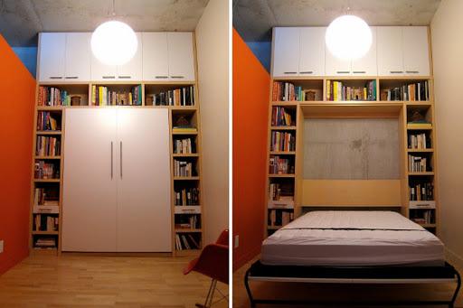 5 ý tưởng giúp phòng ngủ nhỏ hẹp trở nên thoáng rộng bất ngờ