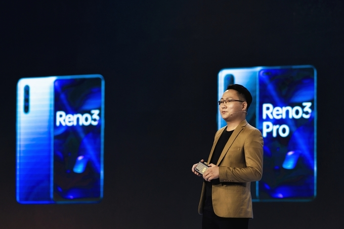 Bộ đôi Reno 3 và Reno 3 Pro ra mắt