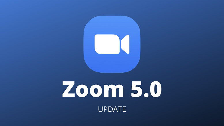 Zoom ra mắt phiên bản 5.0, tăng cường bảo mật
