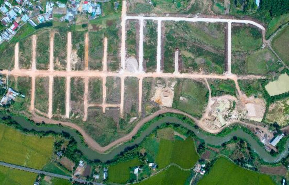 Nhiều khuất tất trong vụ lùm xùm phân lô bán nền trái phép tại Hồ Tràm Riverside