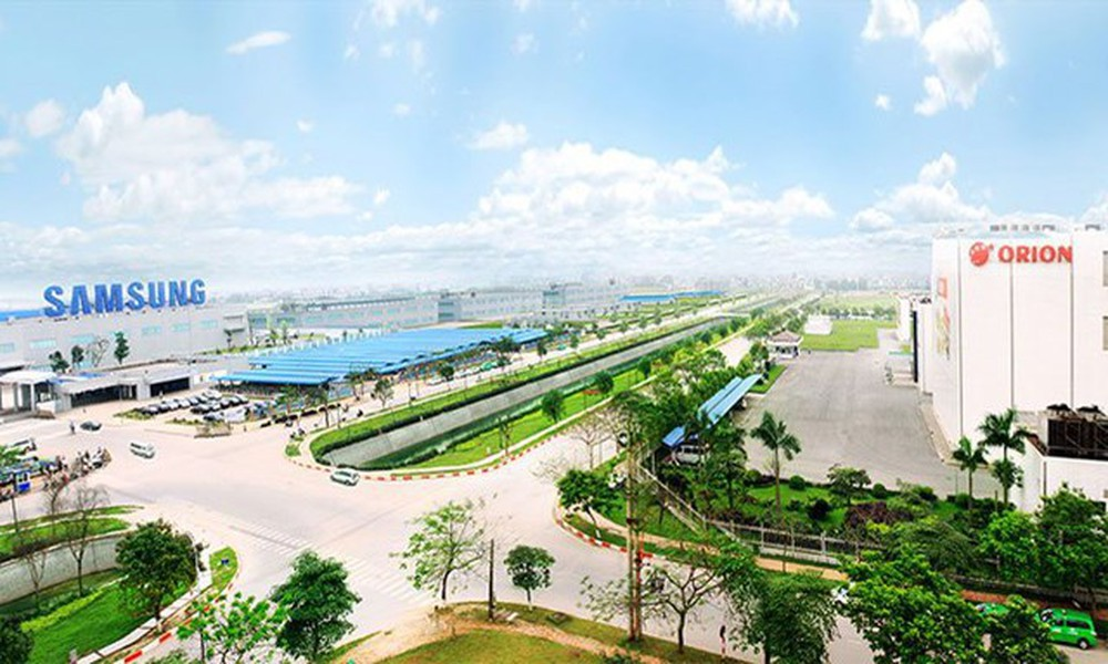 Bac Ninh's IPs target VND1.2 quadrillion in industrial production value